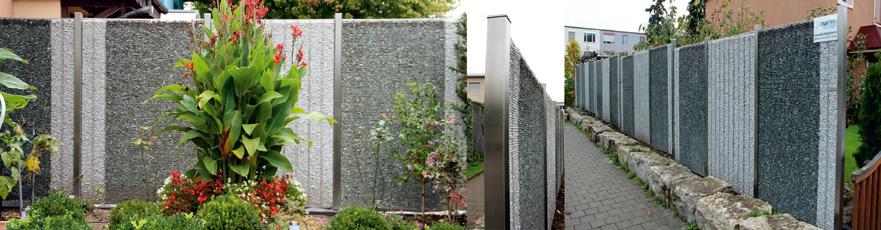 Gartengestaltung ideen mit natursteinen